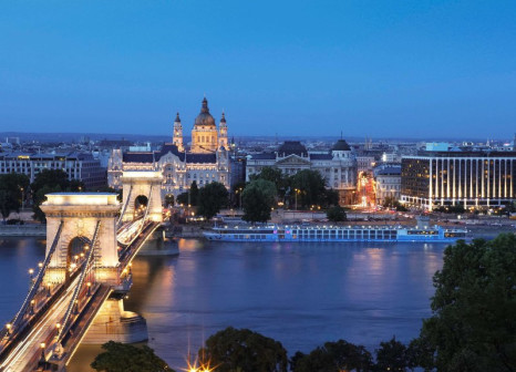 Hotel Sofitel Budapest Chain Bridge 3 Bewertungen - Bild von DERTOUR