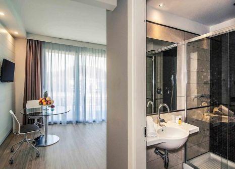 Hotelzimmer mit Tennis im Mercure Viareggio