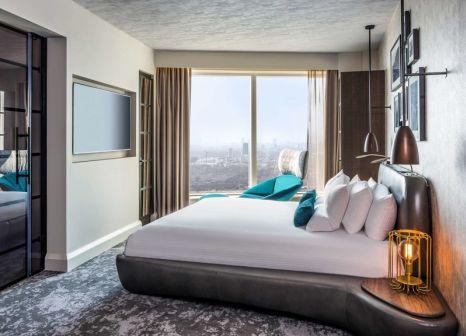 Hotelzimmer mit Animationsprogramm im Novotel London Canary Wharf