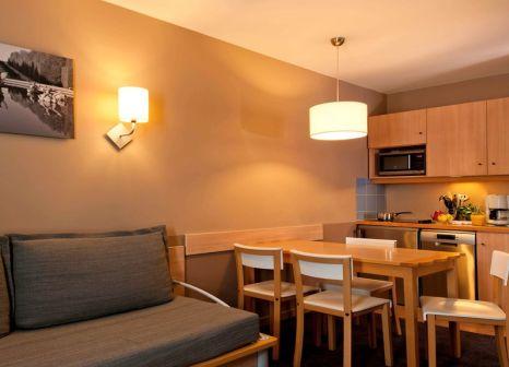 Hotelzimmer mit Hallenbad im Aparthotel Adagio Marne la Vallée Val d'Europe
