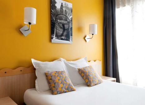 Hotelzimmer mit Pool im Aparthotel Adagio Marne la Vallée Val d'Europe