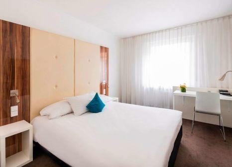 Hotelzimmer mit Massage im Ibis Styles Frankfurt City