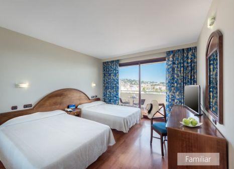 Hotelzimmer mit Mountainbike im VIK Gran Hotel Costa del Sol