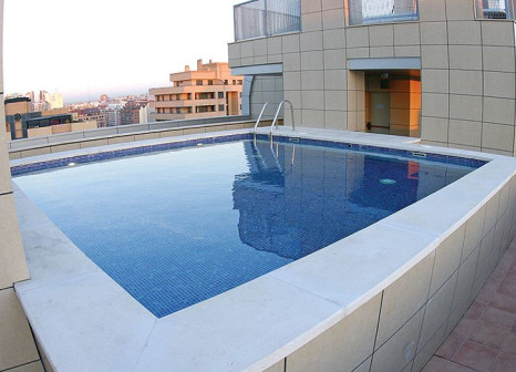 Hotel Valencia Center in Costa del Azahar - Bild von DERTOUR