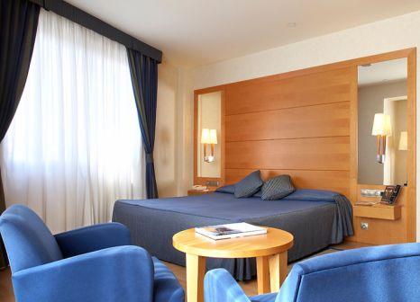 Hotelzimmer mit Aerobic im Hotel Barcelona Universal