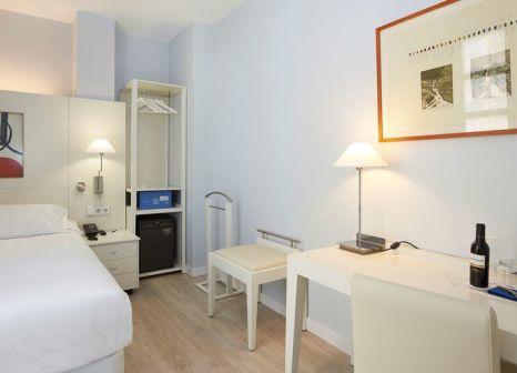 Hotelzimmer mit Fitness im NH Valencia Las Artes