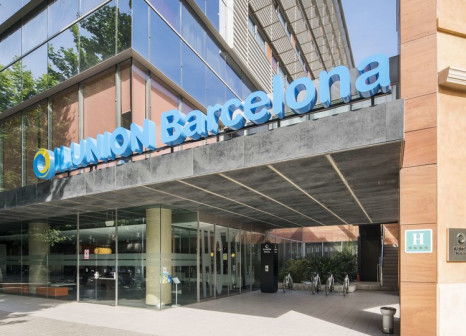 Hotel ILUNION Barcelona günstig bei weg.de buchen - Bild von DERTOUR
