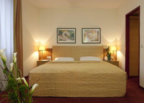 Hotelzimmer mit Animationsprogramm im Austria Trend Hotel Salzburg West
