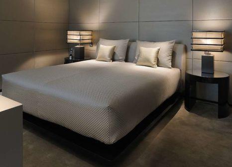 Hotelzimmer mit Clubs im Armani Hotel Milano