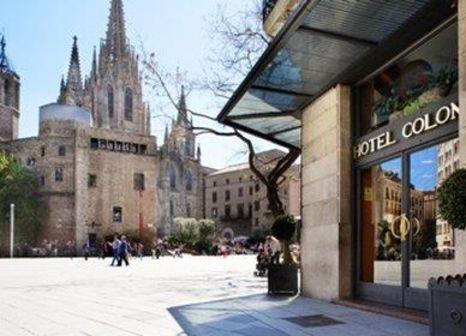 Hotel Colón Barcelona 3 Bewertungen - Bild von DERTOUR