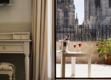 Hotelzimmer im Hotel Colón Barcelona günstig bei weg.de