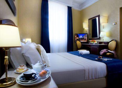 Hotelzimmer mit Restaurant im Hotel Mondial