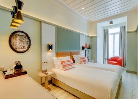 Hotelzimmer mit Restaurant im Vincci Baixa