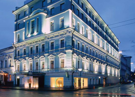 Chekhoff Hotel Moscow Curio Collection by Hilton in Moskau und Umgebung, Goldener Ring - Bild von DERTOUR