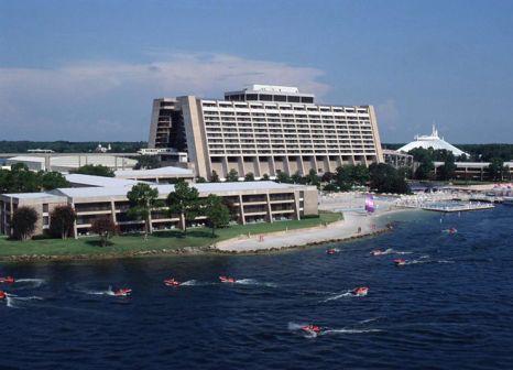 Hotel Disney's Contemporary Resort günstig bei weg.de buchen - Bild von DERTOUR