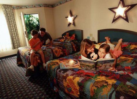 Hotelzimmer mit Familienfreundlich im Disney's All-Star Movies Resort