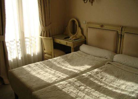 Hotelzimmer mit Klimaanlage im Hotel London