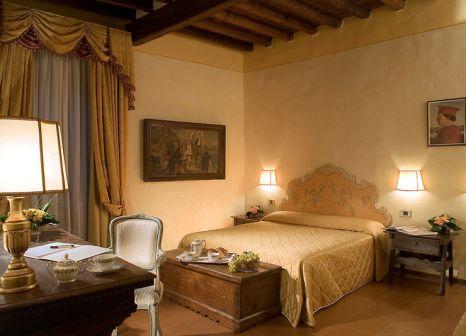 Hotelzimmer mit Whirlpool im Machiavelli Palace