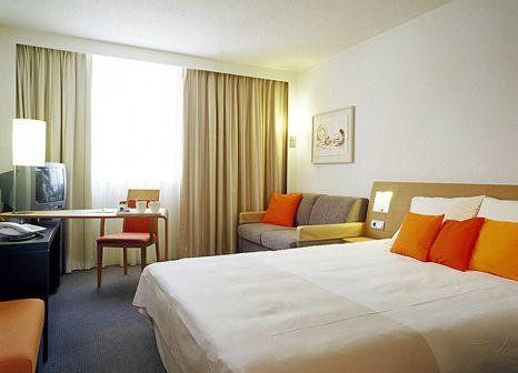 Hotelzimmer mit Animationsprogramm im Novotel Amsterdam City