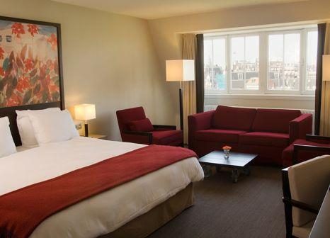 Hotelzimmer mit Geschäfte im NH Amsterdam Schiller