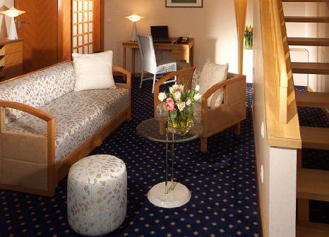 Hotelzimmer mit Sauna im De France