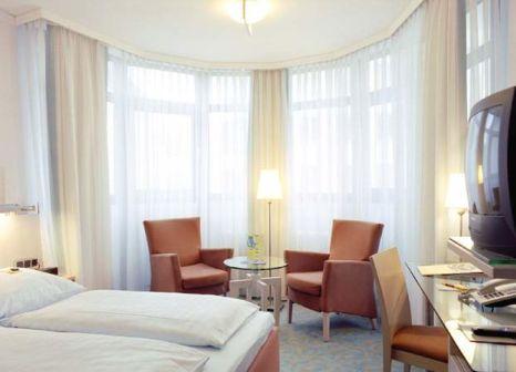 Hotelzimmer mit Fitness im Leonardo Hotel & Residenz München