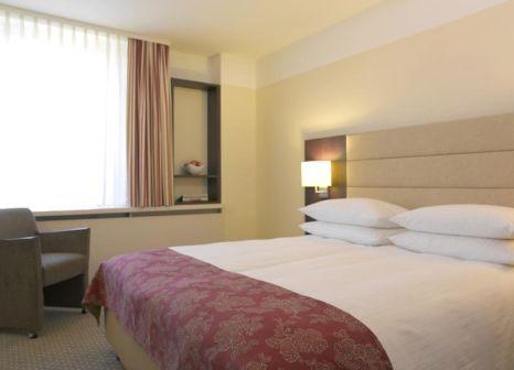 Hotelzimmer mit Fitness im Leonardo Hotel Munich Arabellapark