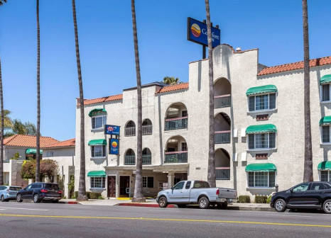 Hotel Comfort Inn in Santa Monica - West Los Angeles 2 Bewertungen - Bild von DERTOUR
