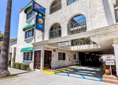 Hotel Comfort Inn in Santa Monica - West Los Angeles in Kalifornien - Bild von DERTOUR