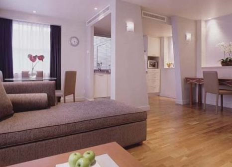 Hotelzimmer mit Animationsprogramm im Park Plaza Victoria London
