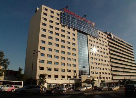 SANA Lisboa Hotel in Region Lissabon und Setúbal - Bild von DERTOUR