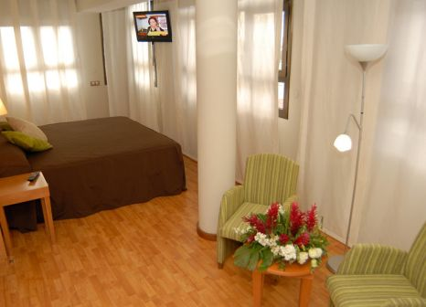 Hotelzimmer mit Golf im Exe Las Palmas