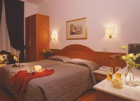 Hotelzimmer mit Klimaanlage im Piemonte