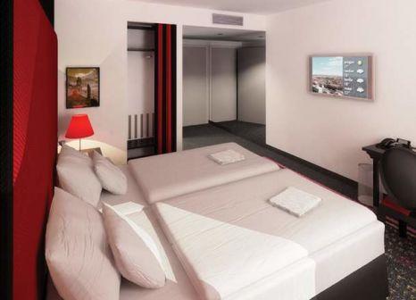 Hotelzimmer mit Kinderbetreuung im angelo by Vienna House Prague