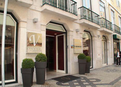 Hotel Vincci Baixa in Region Lissabon und Setúbal - Bild von DERTOUR