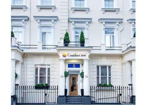 Hotel Comfort Inn London Westminster günstig bei weg.de buchen - Bild von DERTOUR
