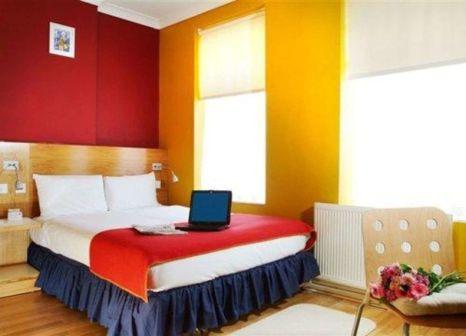 Hotelzimmer mit Animationsprogramm im Comfort Inn London Westminster