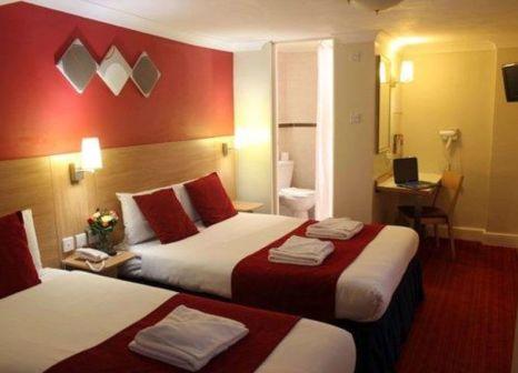 Hotelzimmer mit Familienfreundlich im Comfort Inn London Westminster