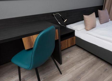 Hotelzimmer mit Animationsprogramm im Mark Apart Hotel Berlin