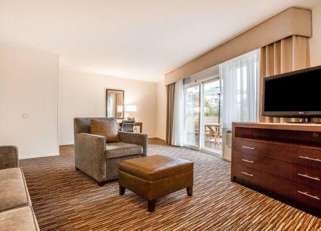 Hotelzimmer mit Mountainbike im Quality Inn & Suites Hermosa Beach