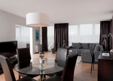 Hotelzimmer mit Golf im Wyndham Hannover Atrium Hotel
