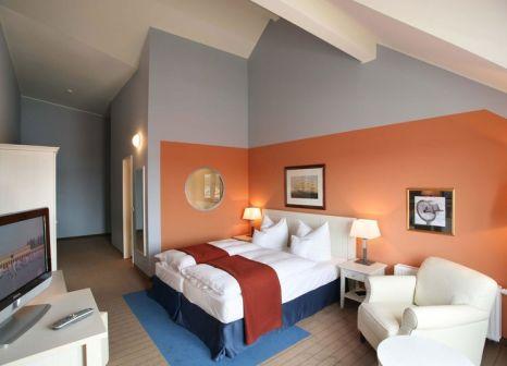 Hotelzimmer mit Fitness im Maritim Hafenhotel Rheinsberg
