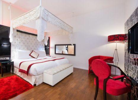 Hotelzimmer mit Aerobic im Iberostar Grand Budapest