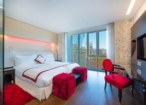 Hotelzimmer mit Yoga im Iberostar Grand Budapest