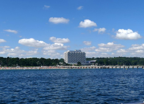 Maritim Seehotel Timmendorfer Strand in Ostseeküste - Bild von DERTOUR