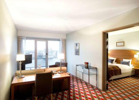 Hotelzimmer mit Tischtennis im Tivoli Hotel & Congress Center