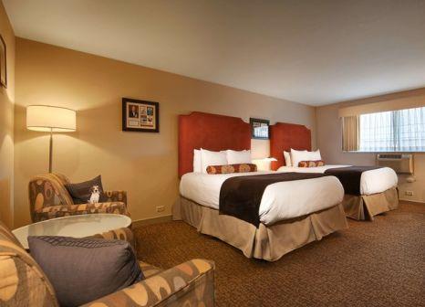 Hotelzimmer mit Minigolf im Best Western Plus Hollywood Hills Hotel