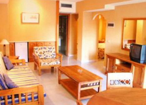 Hotelzimmer mit Fitness im Hotel Tagoro Family & Fun