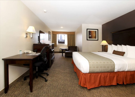 Hotelzimmer mit Spielplatz im Best Western Plus Dragon Gate Inn