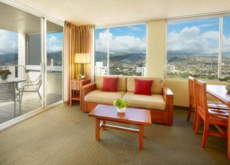 Hotelzimmer im Pacific Monarch günstig bei weg.de